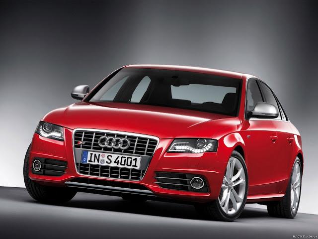 New Audi S4 picture