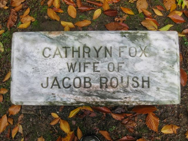 Catharine Fox Roush Gallia County Ohio