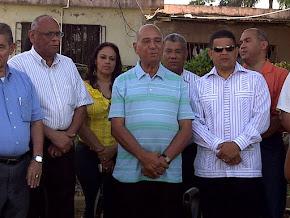 ACTO DEL PRIMER PICAZO DE LA CONSTRUCCION DEL EDIFICIO EMPRESARIAL DE LA CÁMARA DE COMERCIO