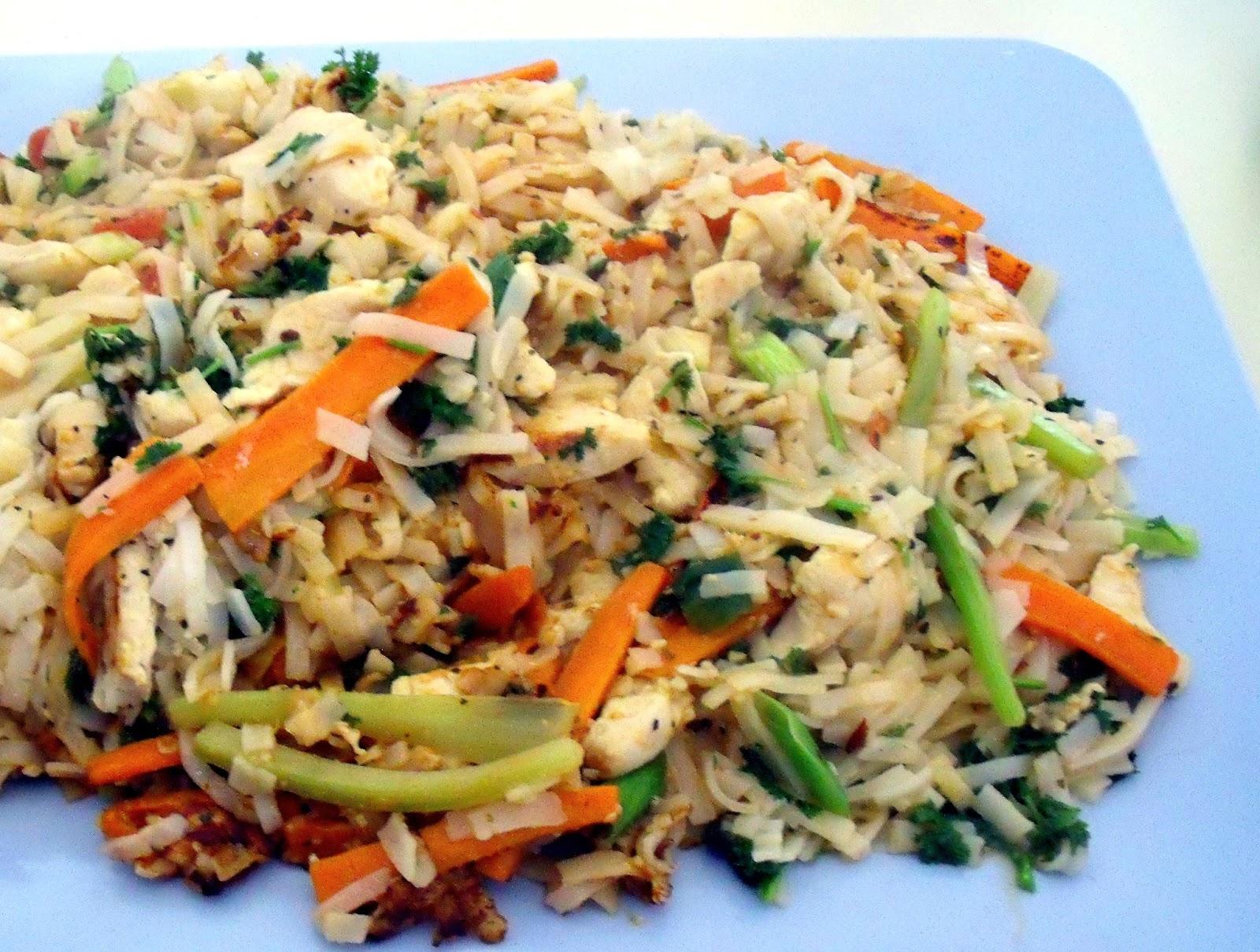 Chicken Pad Thai Recipes — Dishmaps