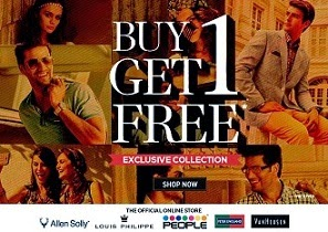 Trendin Offer: Buy 1 Get 1 Free Offer on India's Top Fashion Brands + Extra 10% Off for New Customers