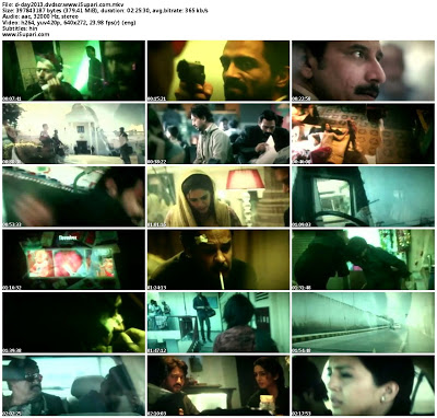D Day Hindi Movie D-Day (2013) DVDScr Fu...