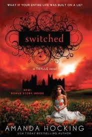 bookcover of Switched (Trylle Trilogy#1) by Amanda Hocking