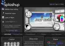 Editor de fotos online Splashup editor de imágenes online Splashup editor de fotografías online Spalshup