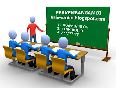 Cek Perkembangan blog dan Traffig Blog