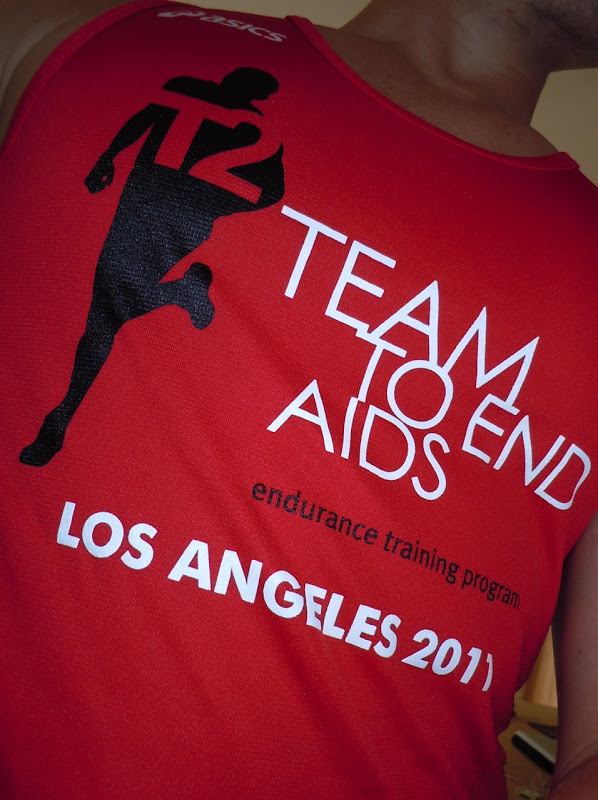 T2 LA Marathon 2011 running kit