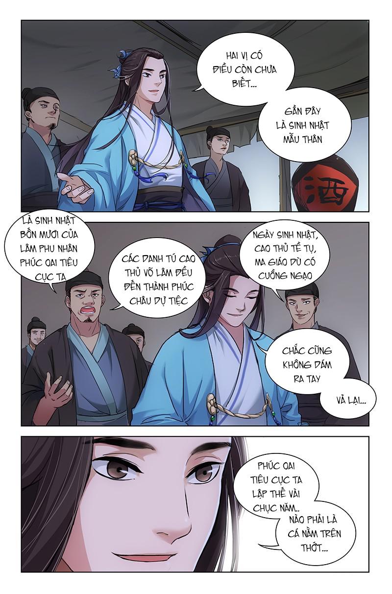 ChongSa Chap 2 - Next Chap 3