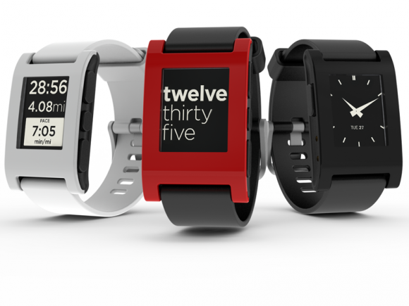 Pebble: An invention that attracted a 5 million $ finance in a month