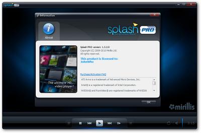 Splash PRO v1.7.0 Full Version - free download software, free progams, freeware and software