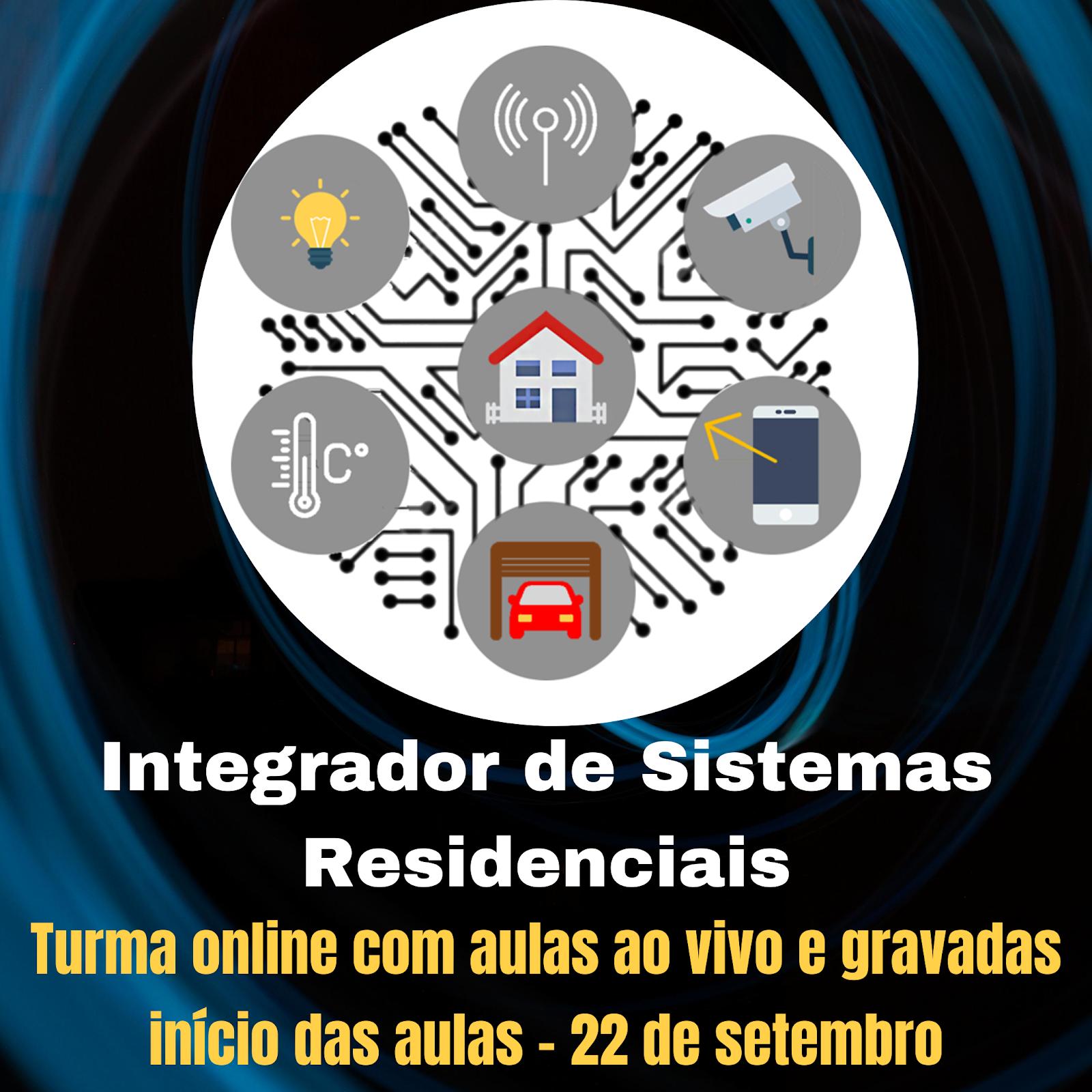 Seja um integrador de Sistemas