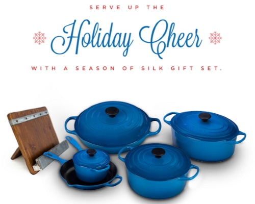 Silk Ultimate Holiday Gift Set Contest