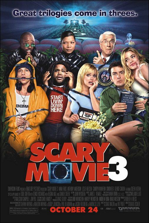 Scary Movie 3 720p MKV Ingles (2003)
