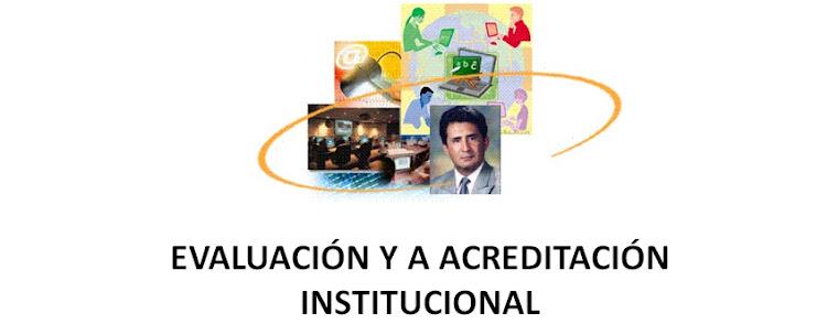 EVALUACION INSTITUCIONAL Y DE CARRERAS