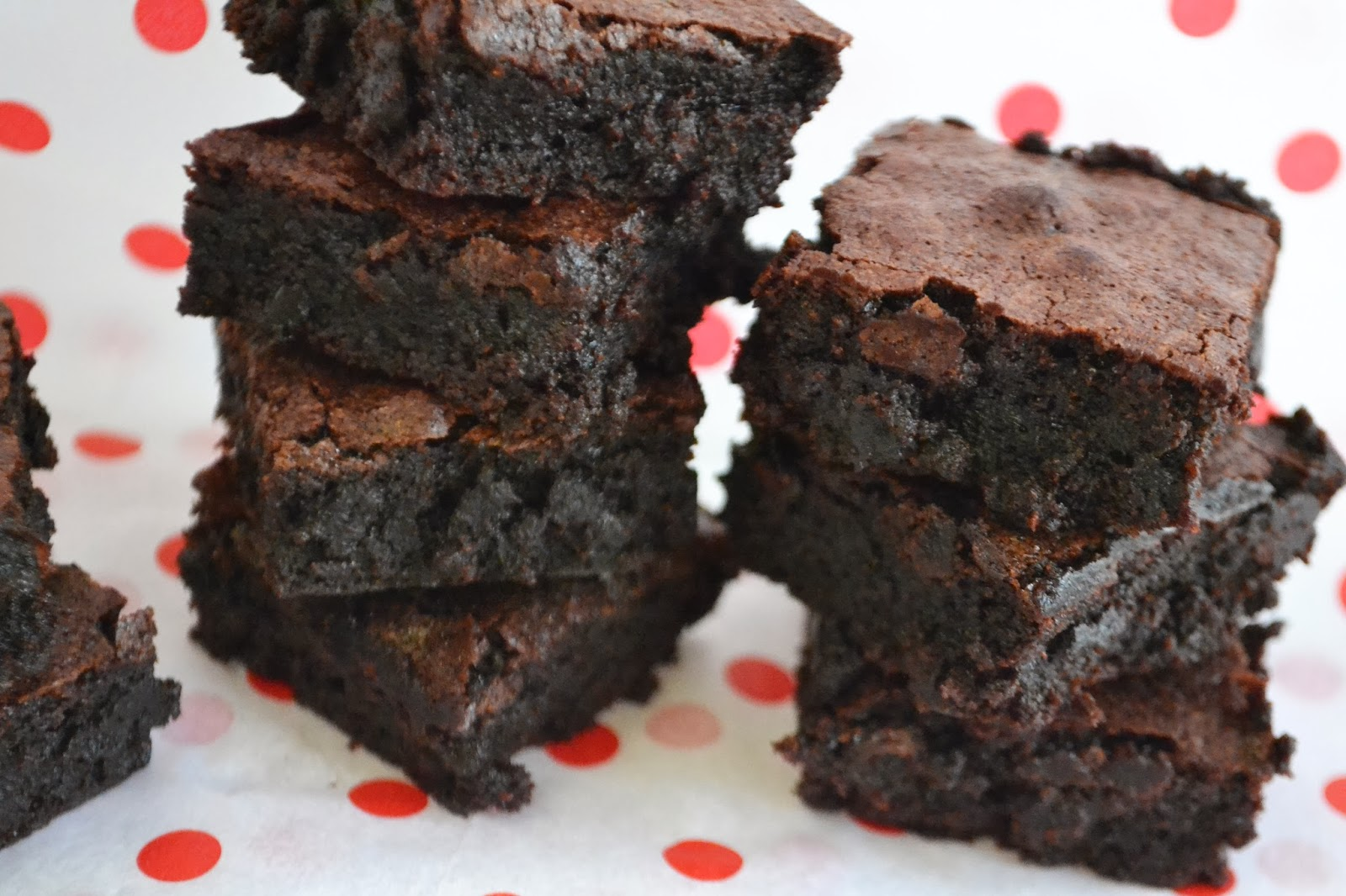 All The Little Extras Instant Gratification Brownies