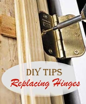 DIY Tips for Replacing Hinges