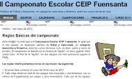 Blog Campeonato Escolar