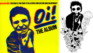 oi the album-diseño para tattoo-cockney rejects-oi!-tattoo