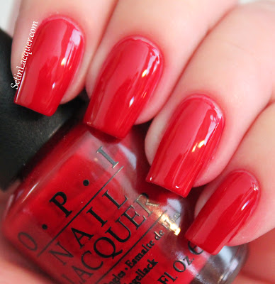 All I Want For Christmas (is OPI)