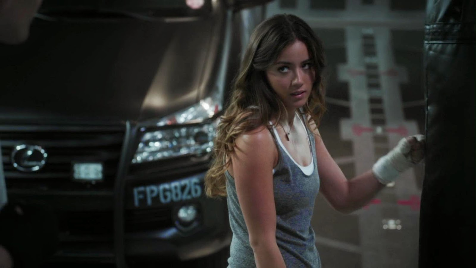 Chloe Bennet is hot