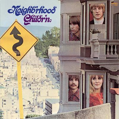 Neighb´rhood Childr´n - Selftitled (Psych-Folk-Rock US 1967-68)