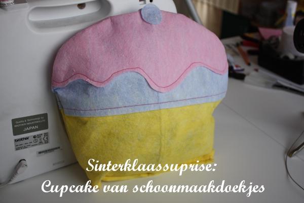 Sinterklaas Surprise Idee Sinterklaassurpriseidee Cupcake Van