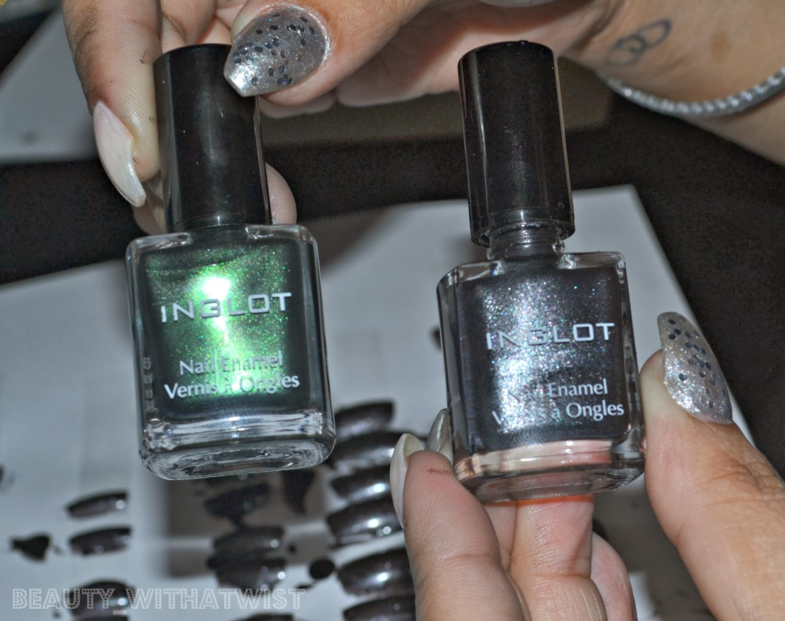 5:31 Jérôme, NYFW, Beauty with a Twist, Inglot, beauty, nails, nail polish