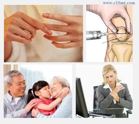Cách chữa trị bệnh đau xương khớp hiệu quả