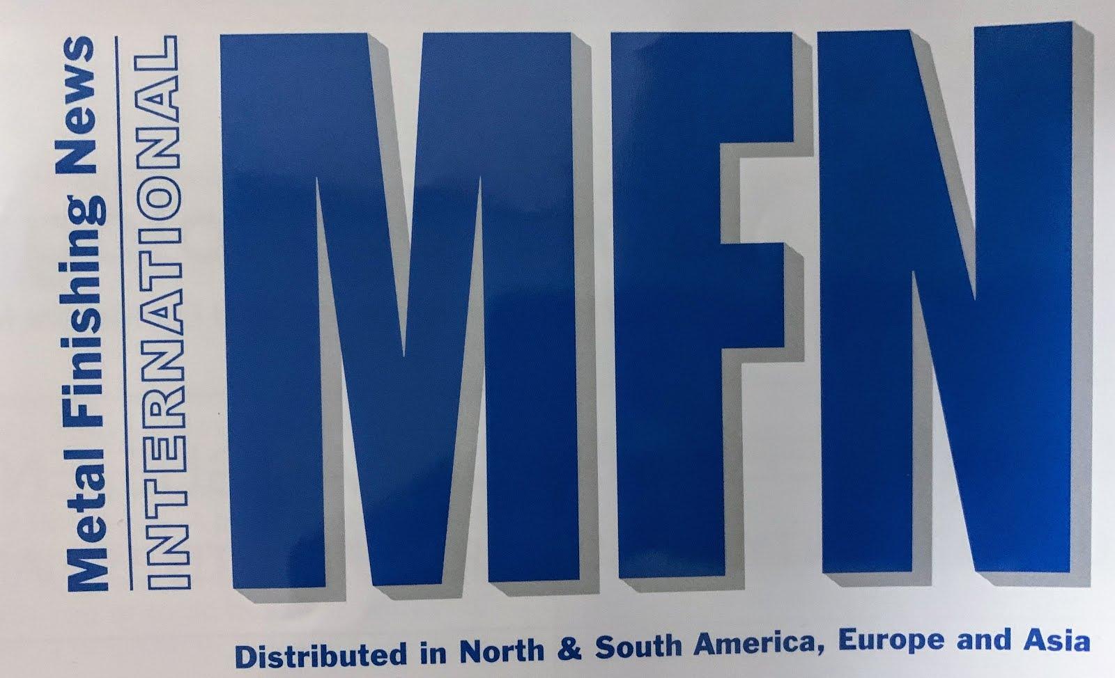 MFN Metal Finshing News