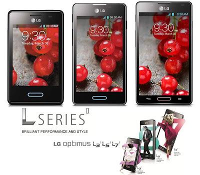 LG Optimus L3 II/L5 II/L7 II, DUAL Price and Specs ...