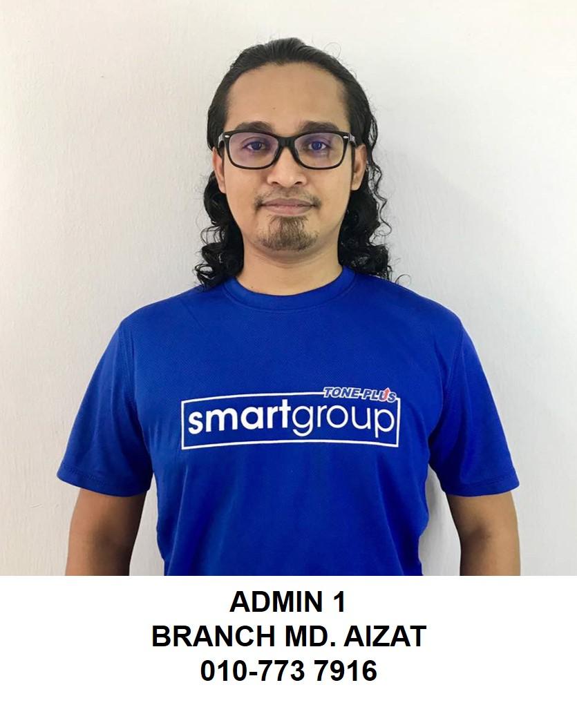 Admin 1 - SmartGroup