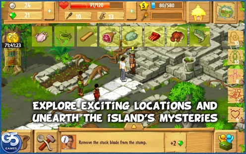 Island Castaway Lost World apk data