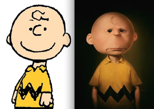 Top 5 Cartoon Characters : Epicmemetime top weirdest cartoon characters