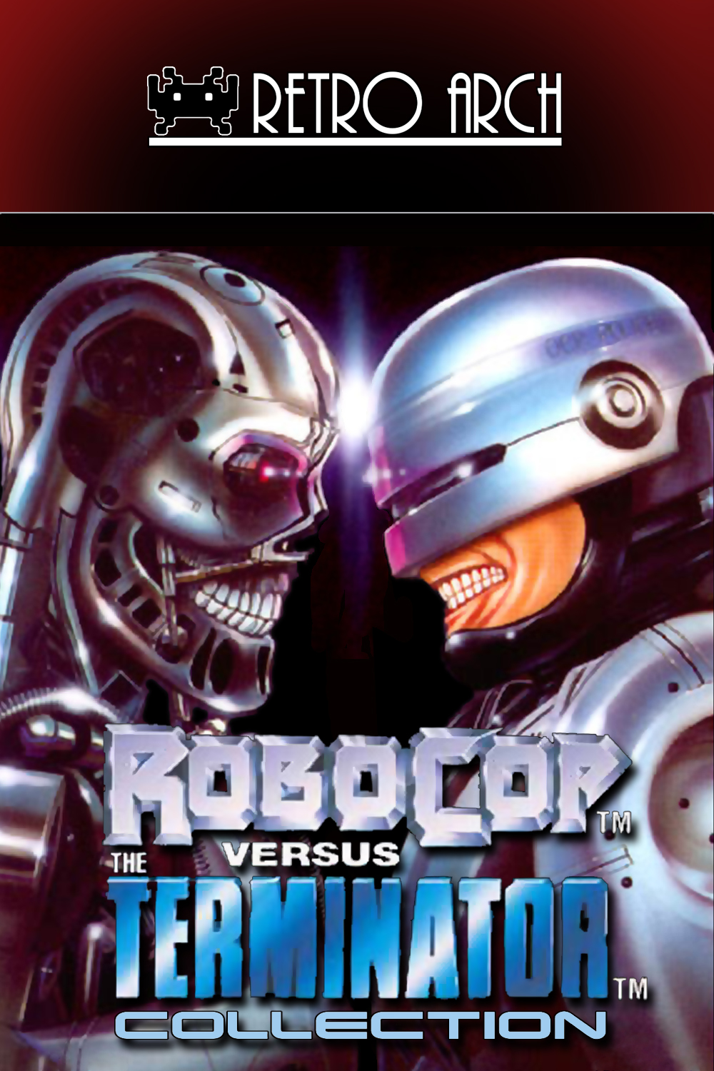 the collection chamber: robocop vs the terminator