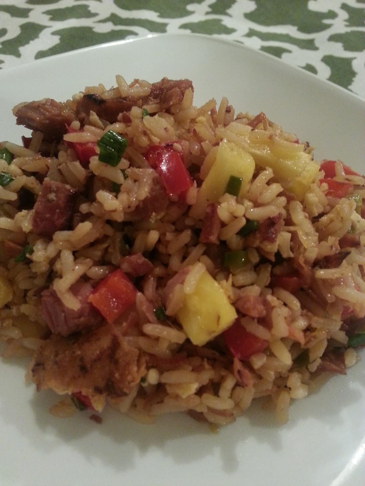Tropical Rice Recipes — Dishmaps