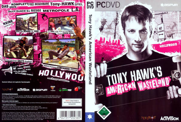 descargar tony hawk para pc