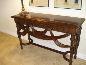 Console Table   $50