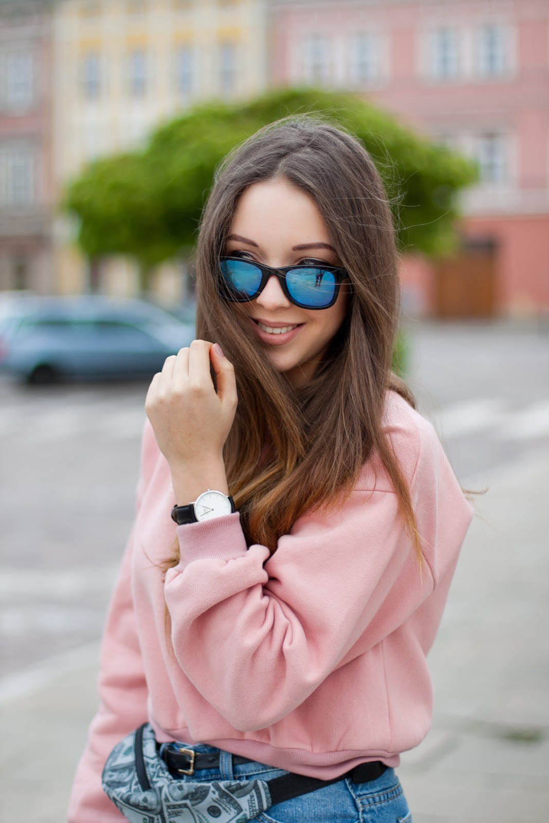 okulary vans zegarek Daniel Wellington
