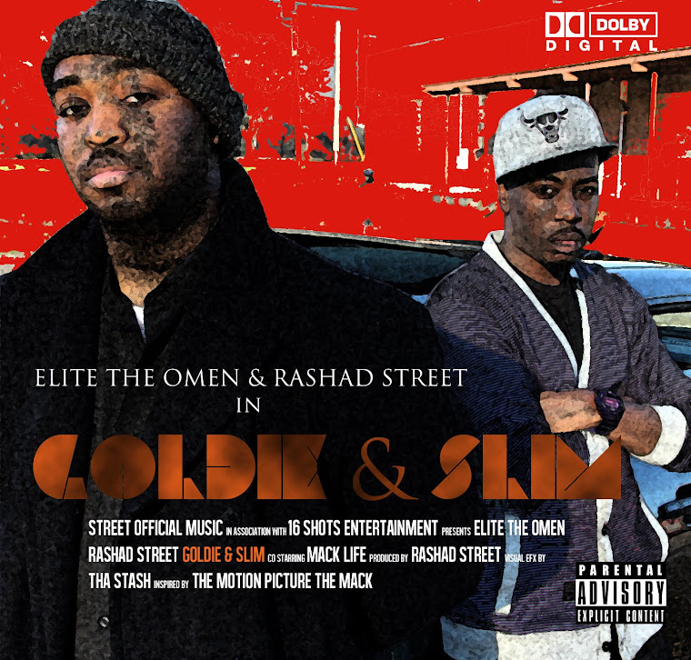 The Goldie &amp; Slim EP Available Now!!!