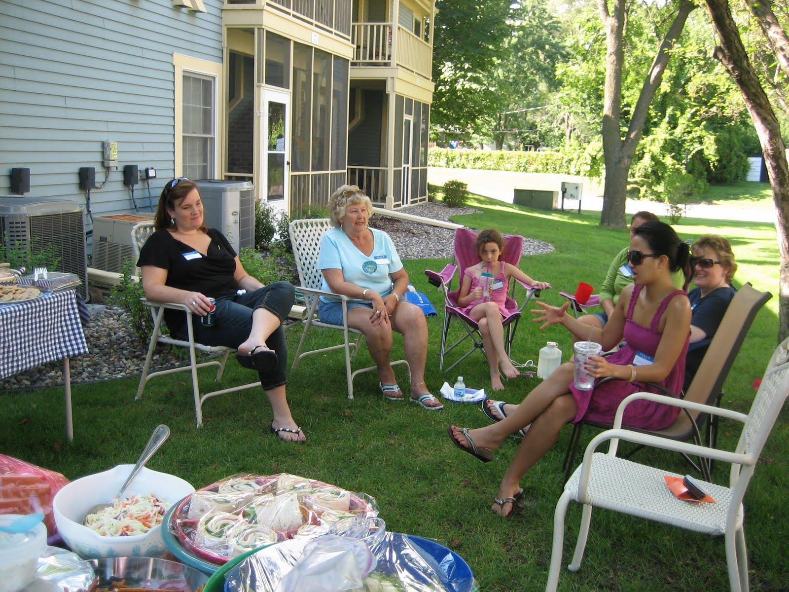 news from dd4 u0027s cottage neighborhood picnic