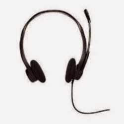Amazon: Buy Logitech 860 PC Headset at Rs.359
