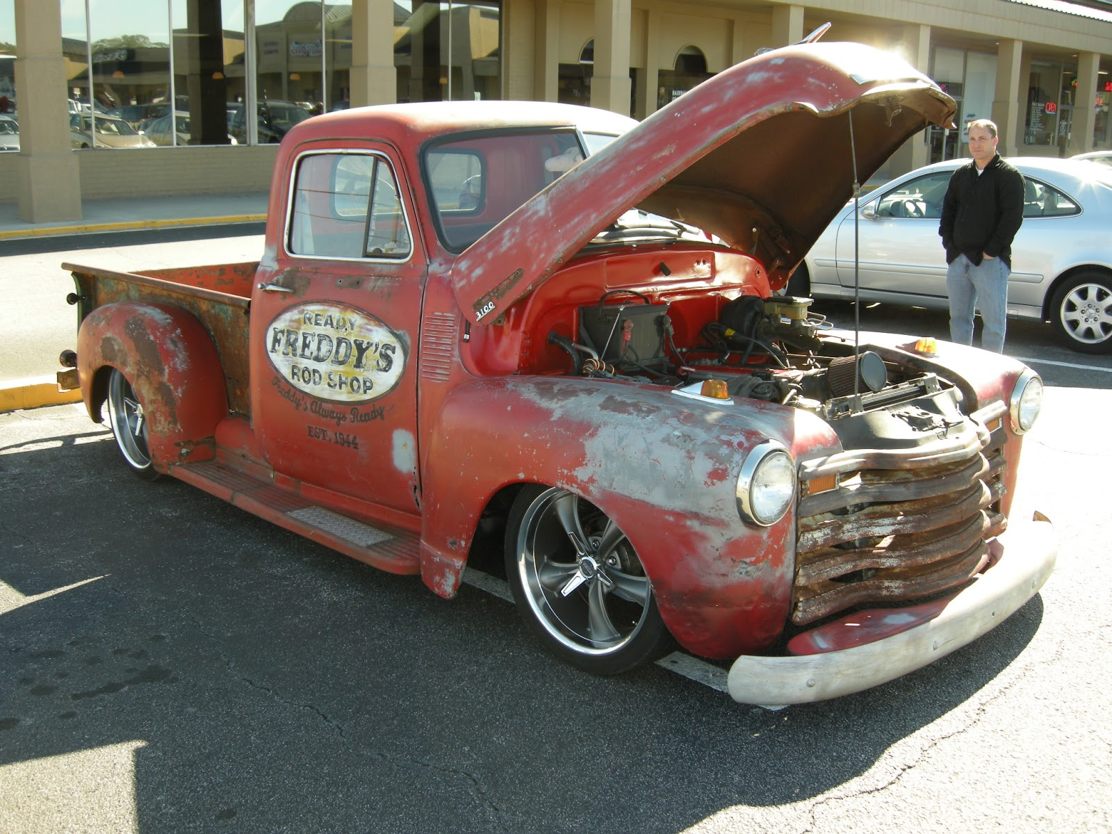 1952 Chevy Truck Rat Rod Designs For Sale