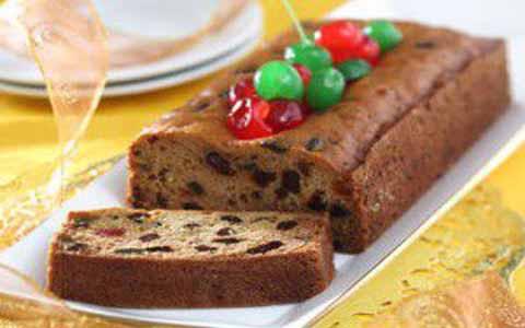 Cara Membuat Fruit Cake Sederhana