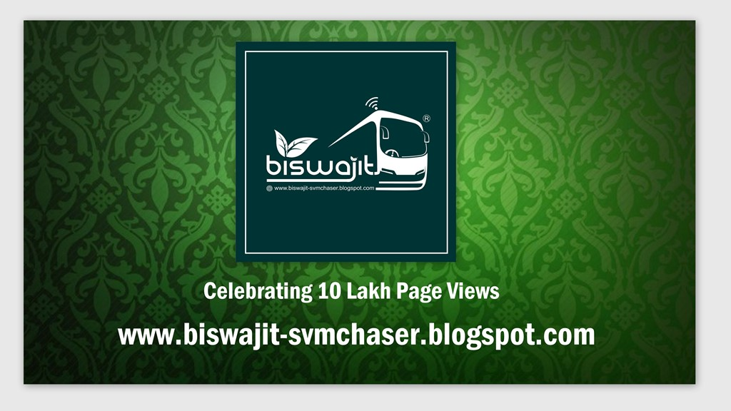 Celebrating 10 lakh Page Views on this Blog
