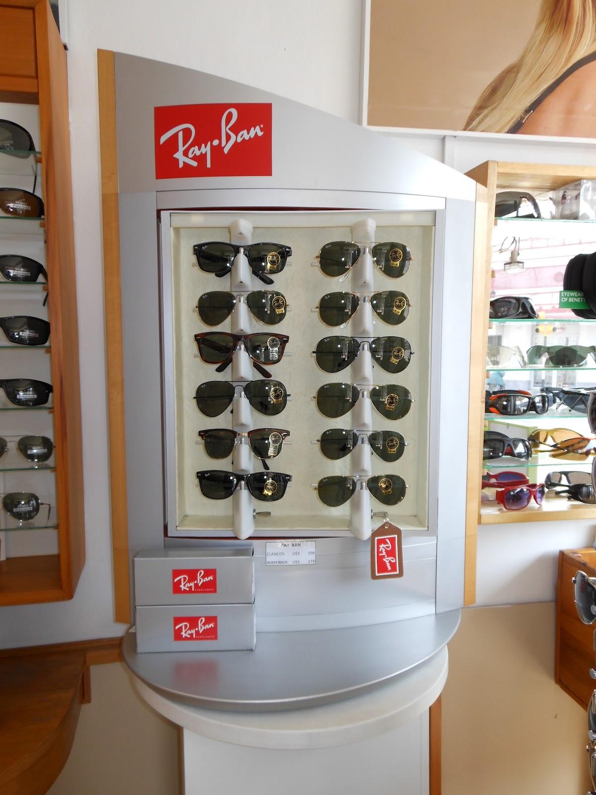 lentes ray ban de venta