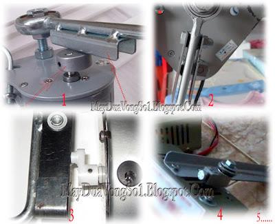Chọn mua máy đưa võng tự động nên chú ý đến cấu tạo toàn bộ của máy. Trục quay kim loại luôn bền và chắc chắn hơn.