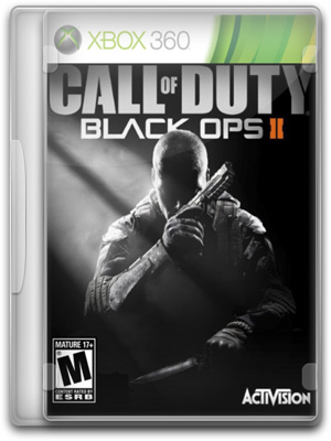 Capa Call of Duty Black Ops 2 Xbox 360 Pdrdownloads Download Call of Duty Black Ops 2   Xbox 360 RF