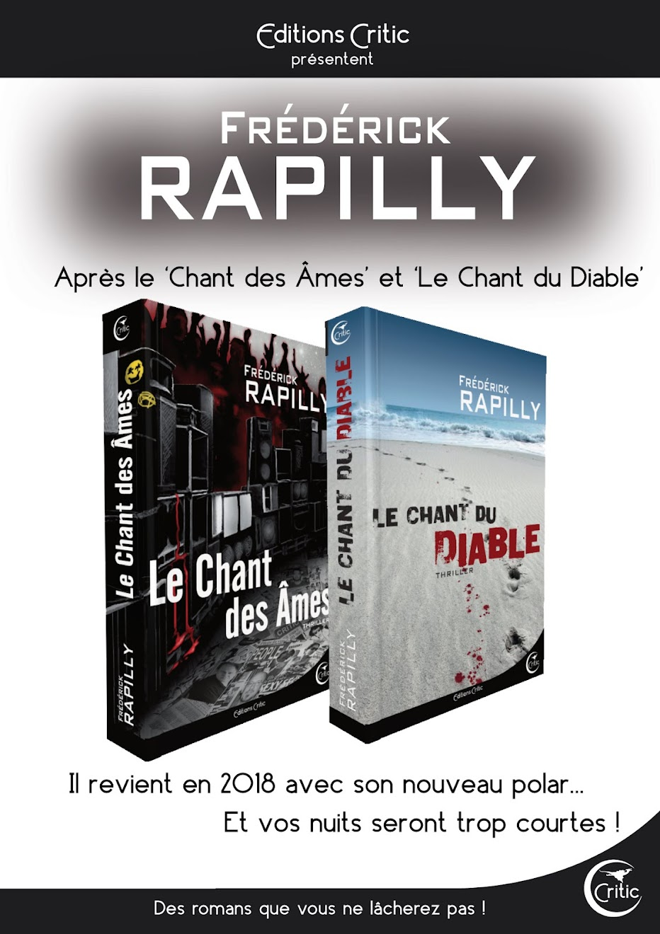 Le BLOG de FREDERICK RAPILLY