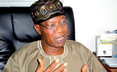 APC Kwara state youths rejects Lai Mohammed as Ministerial nominee