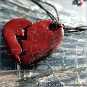 break someone's heart : When you break someone's heart, you make them feel .