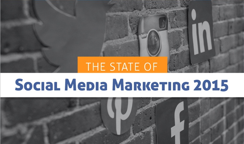 The State of Social Media Marketing 2015 – Infographic